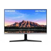 "Monitor PLS, SAMSUNG 28"", U28R550QU, 4ms, 5Mln:1, HDMI/DP, UHD 4K (LU28R550UQUXEN)"
