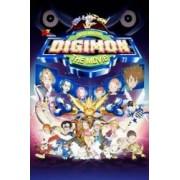 Digimon the movie DVD 2000