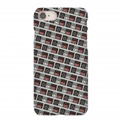 Nintendo NES Controller Pattern Phone Case - iPhone 6 - Snap Case - Gloss