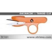 Odstřihávací nůžky / cvakačky plastové TC101