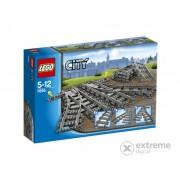 LEGO City - Macaz de cale ferată (7895)