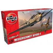 Airfix 1:72 Messerschmitt Bf109E-4 (A01008)