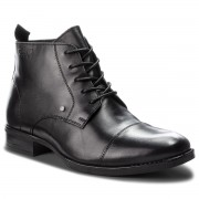 Ботуши LASOCKI FOR MEN - MI08-C315-354-04S Черен