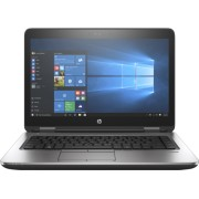 "Notebook HP ProBook 640 G3, 14"" Full HD, Intel Core i3-7100U, RAM 8GB, SSD 256GB, Windows 10 Pro"