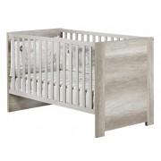 Sauthon Lit bébé évolutif 140x70 Little Big Bed Emmy