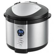 Pentola a pressione PC-DDK 1076 - 900W, nero/argento
