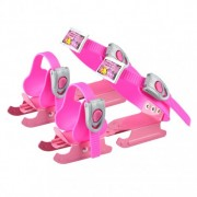 Patine copii WORKER Duckss - Pink