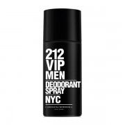 CAROLINA HERRERA 212 VIP Deodorant Spray, Barbati 150ml