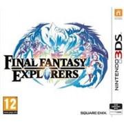 Final Fantasy Explorers Nintendo 3DS