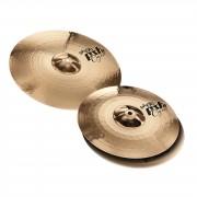 """Paiste PST8 Cajon Cymbal Set, 12""""HH, 16""""CR, Refl. Finish"""