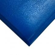 Modrá gumová protiúnavová průmyslová rohož - 18,3 m x 90 cm x 1,25 cm (80000651) FLOMAT