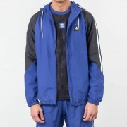 adidas Insley Jacket Active Blue/ DGH Solid Grey/ White
