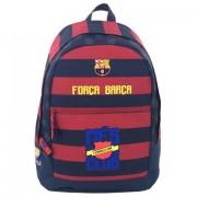 Ghiozdan rucsac de scoala F.C. Barcelona, 43 cm