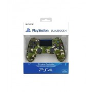 Controller Wireless, DualShock 4, green camo, V2, Sony - PS4