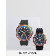 Fossil Смарт-часы Fossil Q FTW1124 Crewmaster - Черный