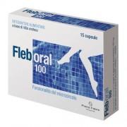 Pierre Fabre Pharma Srl Fleboral Integratori 15 Capsule 5,25 G