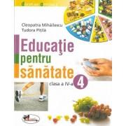 Educatie pentru sanatate. Manual clasa a IV-a