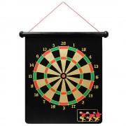 Joc Darts magnetic, 6 sageti, plansa de joc, 50 cm, 3 ani+