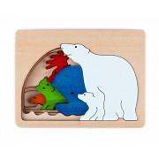 Hape-Polar (George Luck Puzzle)