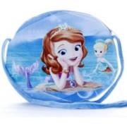 HC Toys LLP Blue Sling Bag