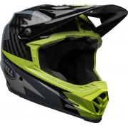 Bell Full-9 2018 Downhill Helmet Grey Green 2XL