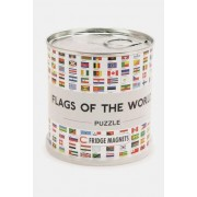 EXTRAGOODS Flags of the world puzzle Fridge magnets 100 pieces 2016