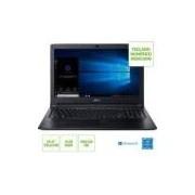 Notebook Acer Aspire 3 A315-33-C39F Intel® Celeron® 4GB RAM 500GB HD 15.6 HD Windows 10