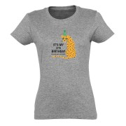 YourSurprise T-shirt - Vrouw - Grijs - M