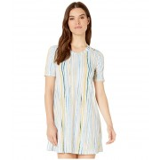 BCBGeneration T-Shirt Dress - LKL6190720 Optic White Multi