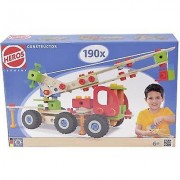 Heros Kit Heros Constructor No. of parts: 190 No. of models: 7 Age catego...