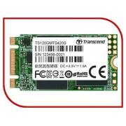 Жесткий диск 120Gb - Transcend MTS420 TS120GMTS420S