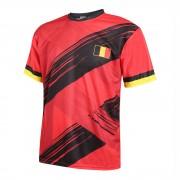 Holland Belgie Voetbalshirt Thuis Eigen Naam 2020-2021 Kids-Senior - XXXL