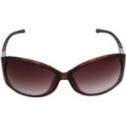 Miami Blues Oval Sunglasses(Red)