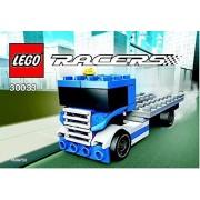LEGO Racers Mini Set 30033 Truck (Bagged)