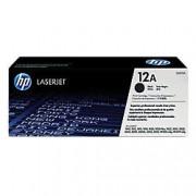 HP Tóner HP original 12a negro q2612a