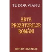 Arta Prozatorilor Romani/Tudor Vianu