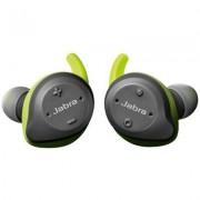 JABRA Słuchawki bezprzewodowe JABRA Elite Sport v2 Czarno-limonkowe