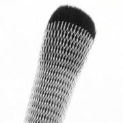 ER 10 Piezas De Cosméticos Make Up Brush Pen Malla Cubierta De Malla Vaina Protectores Guardias