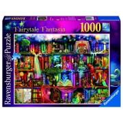 Ravensburger puzzle basm, 1000 piese