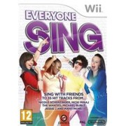 Everyone Sing Nintendo Wii