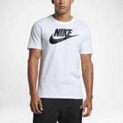 Nike T-shirt Nike Sportswear Logo för män - Vit