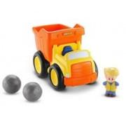 Jucarie Fisher Price Little People Dump Truck