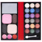Louiwill Silkp® Multicolor Beauty Eyeshadow Pallete Make Up Paleta De Sombras De Ojos Para La Cara