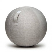 Vluv Stov zitbal Concrete-H 60-65 cm