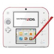 Consola Nintendo 2DS White And Red Cu New Super Mario Bros 2