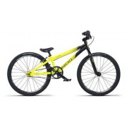 Radio Bike Co Velo BMX Race Radio Cobalt Mini 2019 (Black/Neon Yellow)