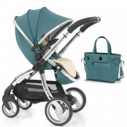 Egg Special Edition Stroller Cool Mist with Luxury Fleece Liner & Changing Bag