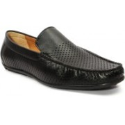 San Frissco Casual Loafer For Mens Loafers For Men(Black)