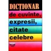 Dictionar de cuvinte, expresii, citate celebre. saeculum