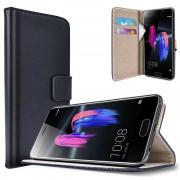 Huawei Honor 9 Saii Classic Wallet Case - Black